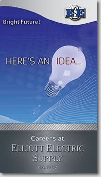 Careers at Elliott Electric Supply brochure